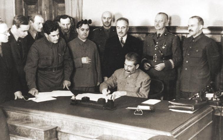 Wizyta gen. Sikorskiego w Moskwie