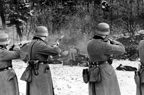Atak na posterunek w Bochni