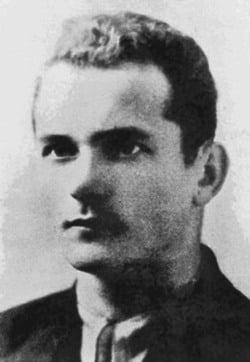 """Urodził się Józef Rzepka ps. """"Krzysztof"""""""