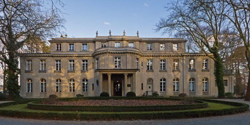Konferencja w Wannsee pod Berlinem