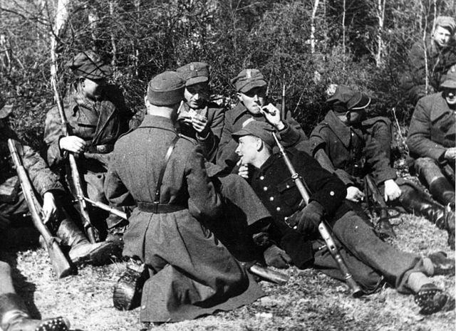 Powstała 27 Dywizja Piechoty AK