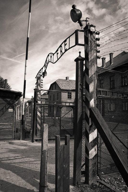 Wyzwolenie obozu w Auschwitz