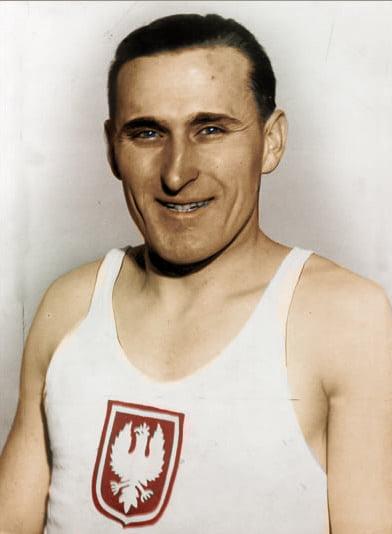 Urodził się Janusz Kusociński