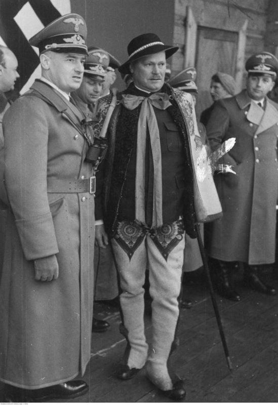 Powieszono Wacława Krzeptowskiego
