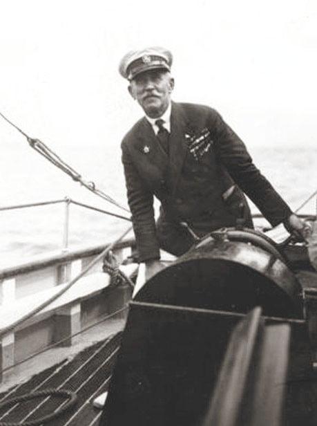 Urodził się Mariusz Zaruski