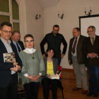 Wizyta pracowników Muzeum AK w Muzeum Górnośląskim w Bytomiu 06.02.2020 r.
