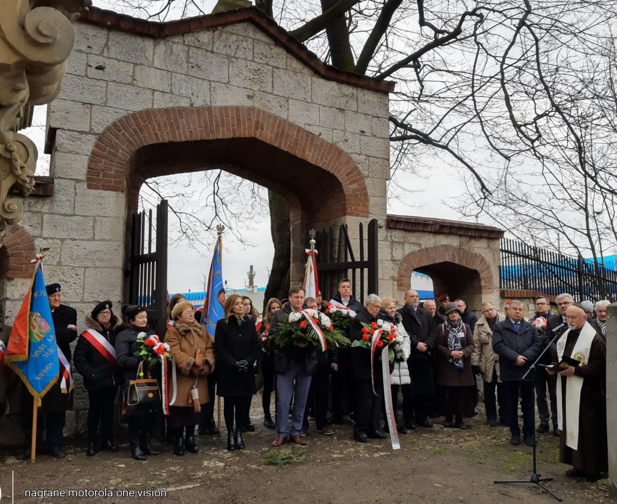 Rocznica wybuchu Powstania Krakowskiego 24.02.2020 r.