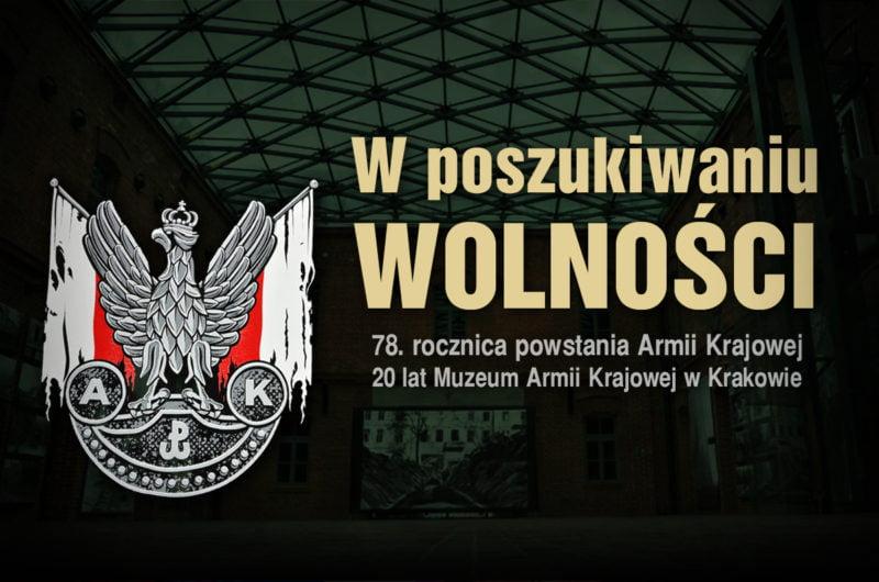 Krakowski Klub Wtorkowy w rocznicę powołania Armii Krajowej.