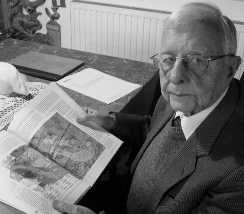 Odszedł prof. Stanisław Juchnowicz.