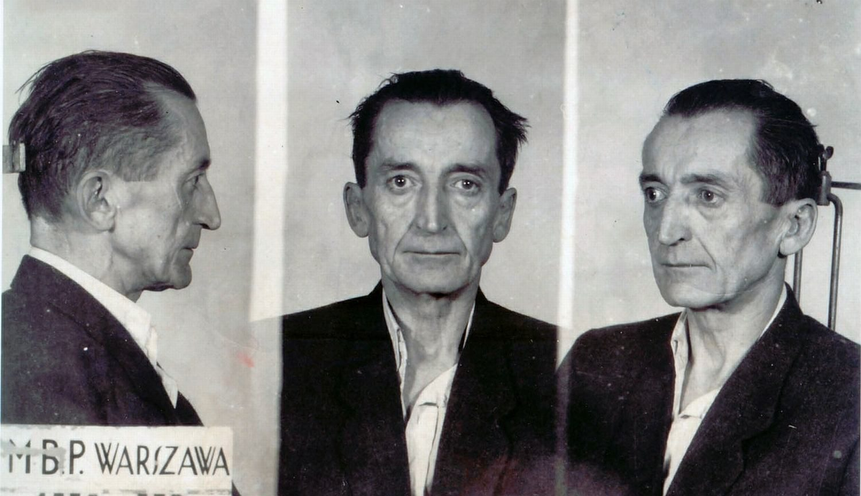 """Egzekucja gen. Emila Fieldorfa """"Nila"""" 24.02.1953 r."""