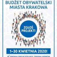 Budżet Obywatelski Miasta Krakowa 2020