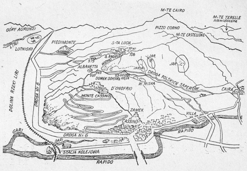 #5 Monte Cassino – kolejny odcinek z serii #zostańwdomu z #MuzeumAK