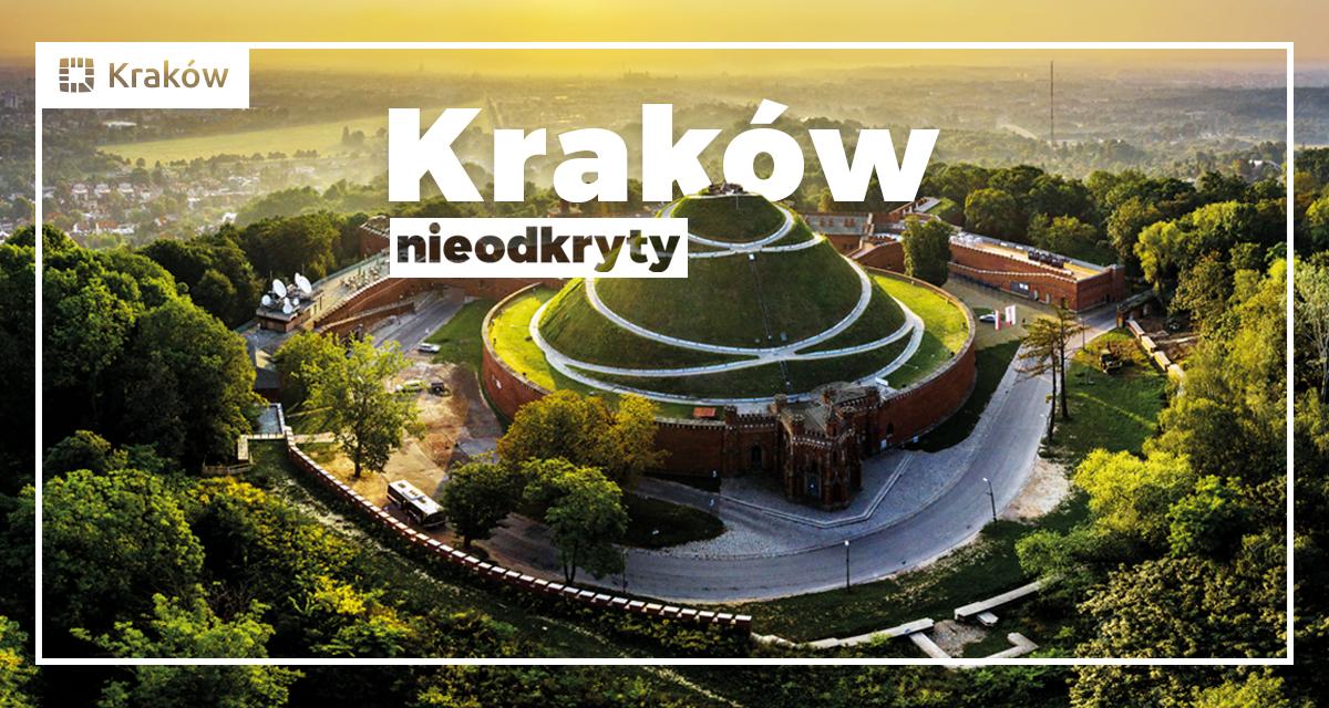 Tańszy bilet z programem #zwiedzajKrakow!