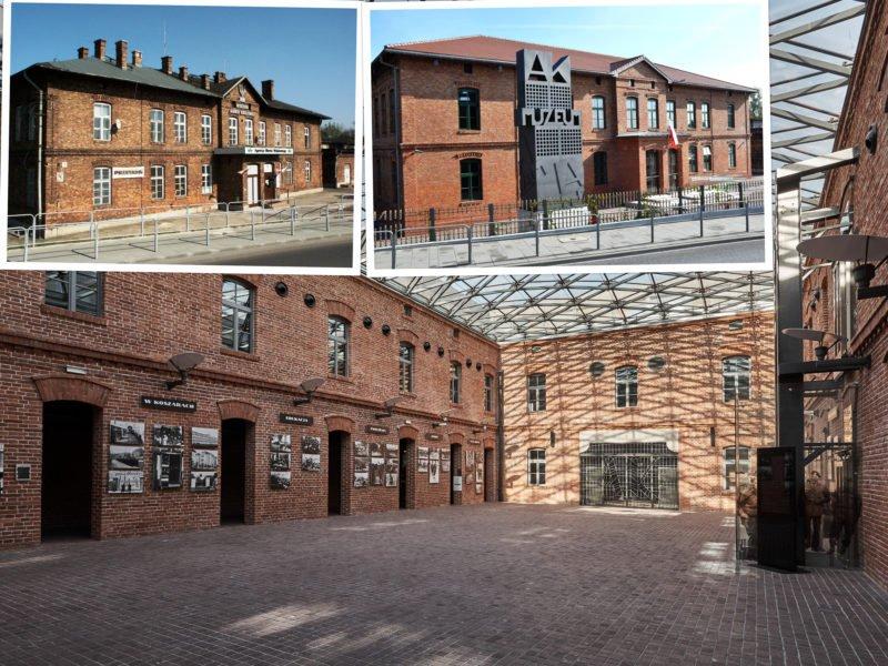 Podpisanie umowy na rewaloryzację budynku Muzeum AK 06.07. 2009 r.