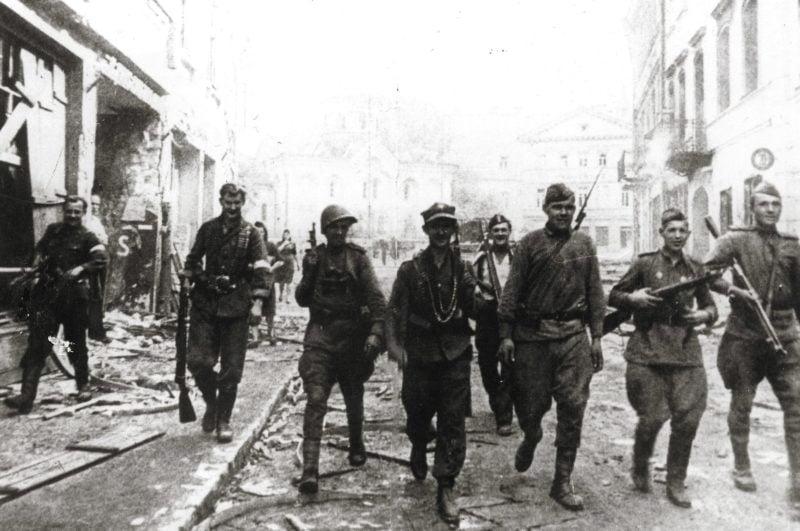 Uwolnienie Wilna od wojsk niemieckich
