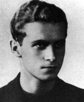 Zginął Krzysztof Kamil Baczyński