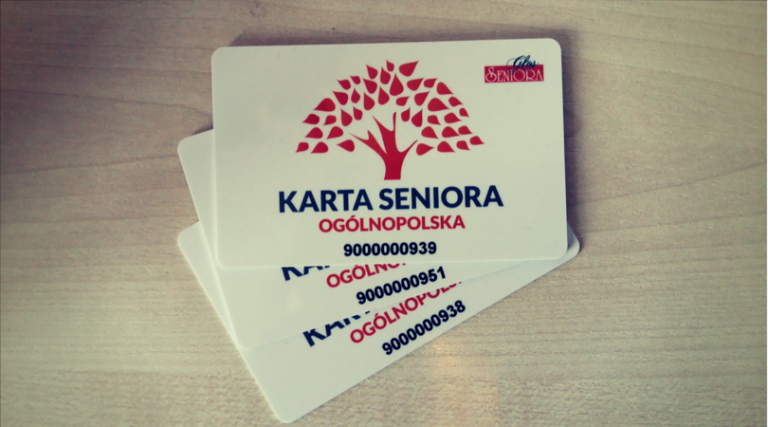 Muzeum AK przystąpiło do programu Ogólnopolska Karta Seniora!