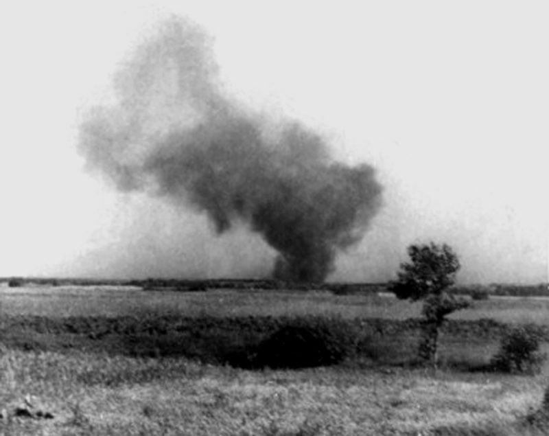 Wybuchło powstanie w Treblince