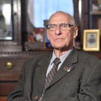 100. urodziny majora Stanisława Szuro