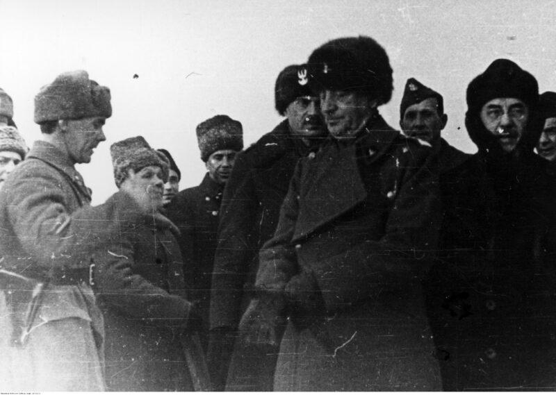 Inspekcja Armii Polskiej w ZSRR przez Naczelnego Wodza