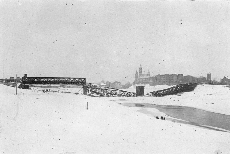 """""""Wyzwolenie"""" Krakowa 18.01.1945 r."""