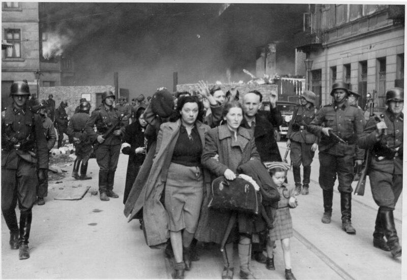 78. rocznica wybuchu powstania w getcie warszawskim