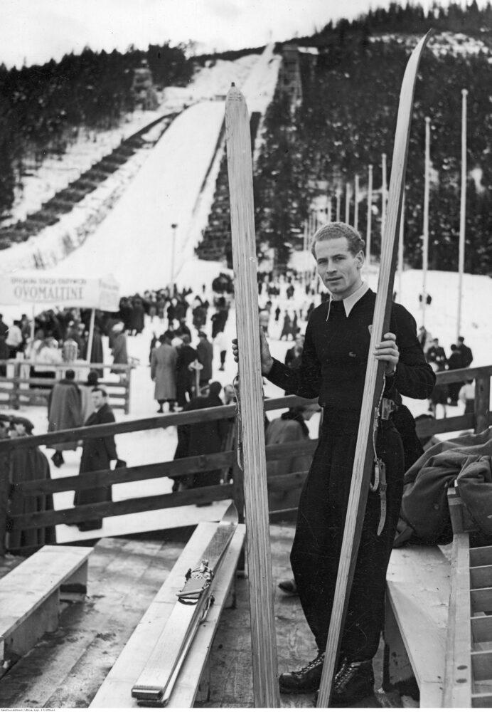 Sportowcy w konspiracji: Stanisław Marusarz