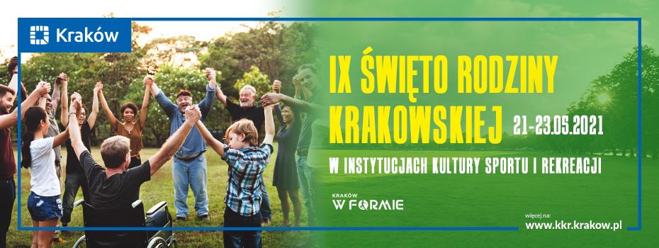Święto Rodziny Krakowskiej w Muzeum AK 23.05.2021