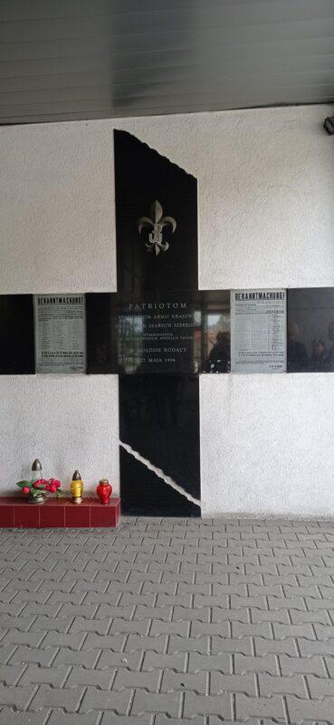 77. rocznica rozstrzelania 40 Polaków