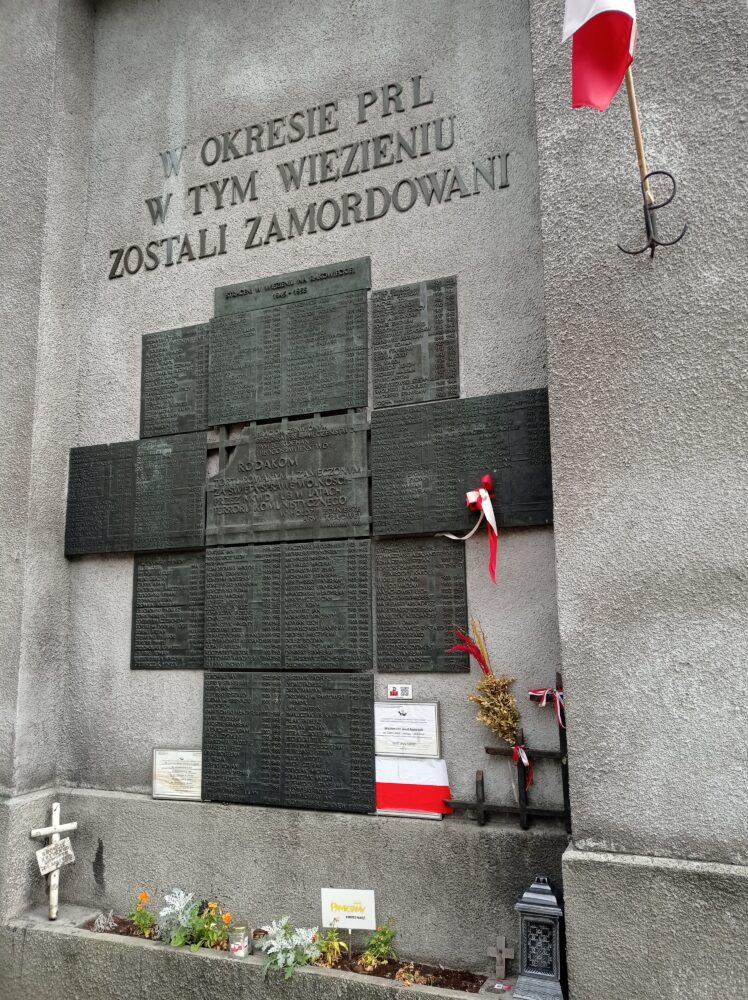 Spotkanie z córką rtm. Witolda Pileckiego