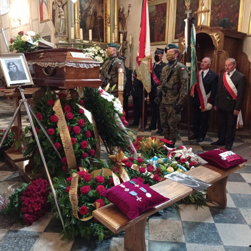 Zmarł mjr Mieczysław Żurek