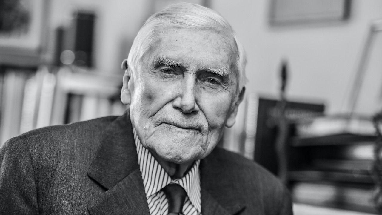 Zmarł prof. Witold Kieżun