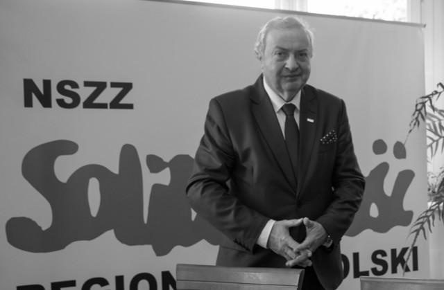 Zmarł Wojciech Grzeszek