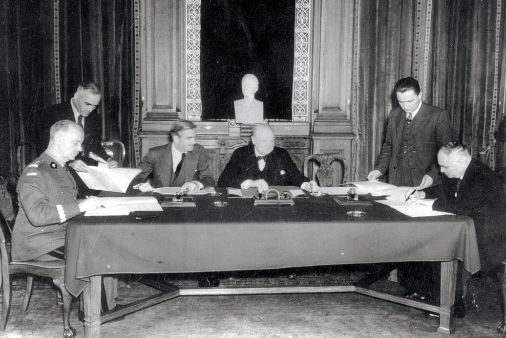 80. rocznica podpisania tzw. układu Sikorski-Majski