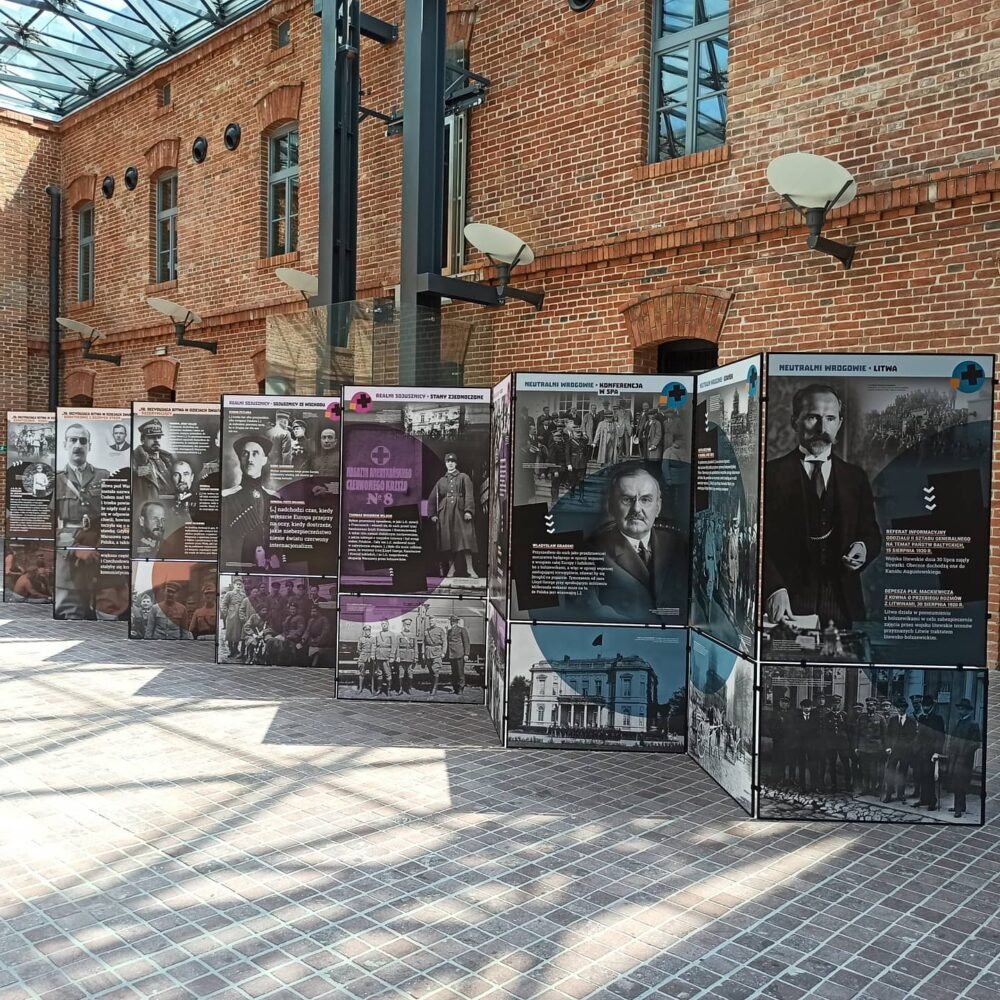 """""""Wojna światów 1920"""" – wystawa Instytutu Pamięci Narodowej"""
