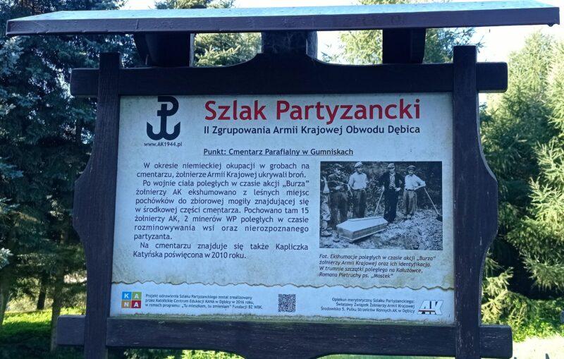 77. rocznica bitwy na Kałużówce