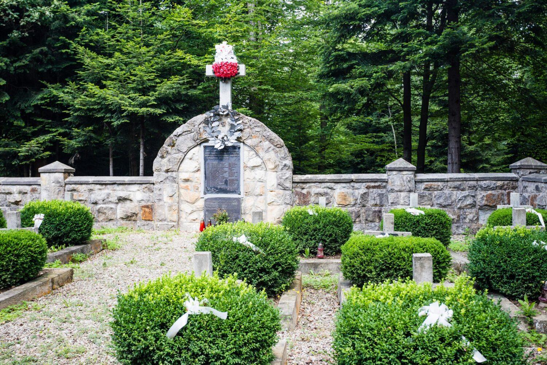 """77. rocznica zagłady plutonu """"Regina II"""" 16 Pułku Piechoty AK"""